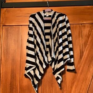 DKNY girls cotton cardigan 6x